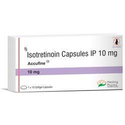 Isotretinoin Capsules IP 10mg