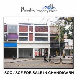 SCF Sale In Chandigarh, Size/ Area: 25 Square Yard