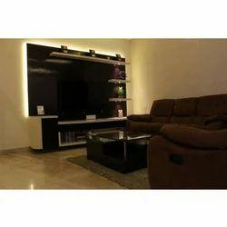 TV Unit Interior Designing Services, Local