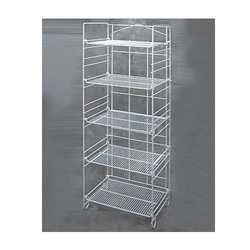 Wire Rack Display Stands | Display Stand Display Stands Manufacturer From Mumbai