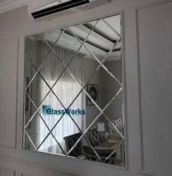 Natural 5mm, Mirror Glass