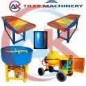 Semi Automatic Block Making Machine