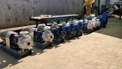 Caustic Centrifugal Chemical Pumps