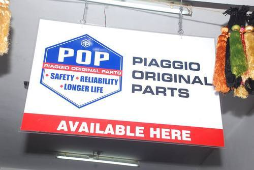 PIAGGIO VEHICLES SPARES PARTS - All Original Piaggio Spare