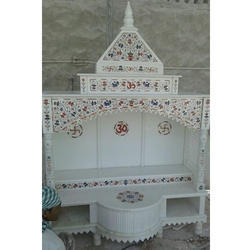 Inlay Marble Temple