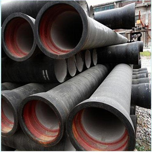 Multi Round Ductile Iron Pipe, for Utilities Water