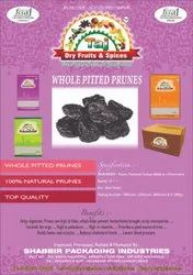 Dried Fruits Prunes