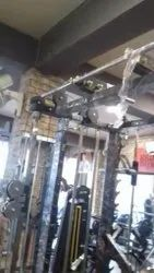 Smith Machine and cable cross combo, For Gym