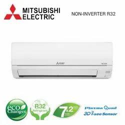 3 Star Split AC Mitsubishi Electric Non Inverter R32 AC
