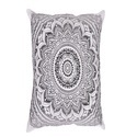 Black Ombre Cushion Cover