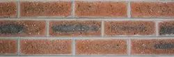 Red Wood Clay Brick Wall Tile