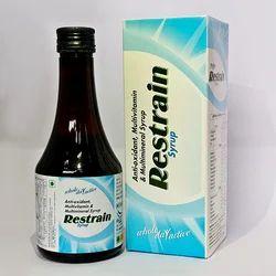 Anti-Oxidant Multivitamin& Multi Mineral Syrup