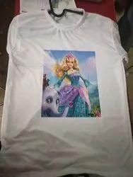 Girls Printed Shirts