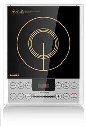 2100 W Philips HD4929 Induction Cooker, Button, Preset Menu: 6 Preset Menu Options
