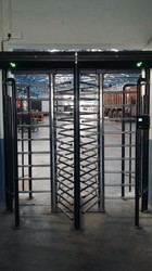 Full Height Turnstile with Face Recognition Base Access Control System