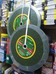 Yuri Green Inox Abrasive Cutting Disc, Bore Diameter: 14