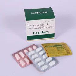 Paracetamol & Domperidone Tablets
