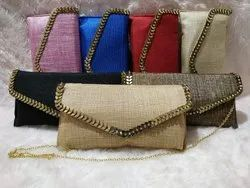 Beautiful Jute Clutch