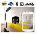 Spy Wifi Camera In Table Lamp