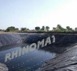 Rhinomat HDPE Geomembrane Sheet 300 micron