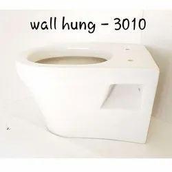 3010 Wall Hung Closet