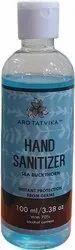 Arotatvika Glycerine Based Sea Buckthorn Hand Sanitizer, 100mL