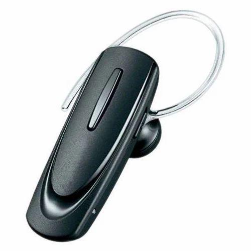 Black Single Bluetooth Headset Rs 600 Piece Smj Traders Id 16854925388
