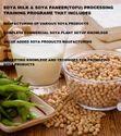 Soya Milk Training Program