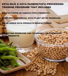 Soya Milk Training Program