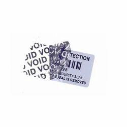 Warranty Void Stickers