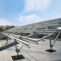 Aluminium Roof Top Solar Mounting Profile
