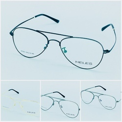 Unisex Indian Metal Spectacle Frames