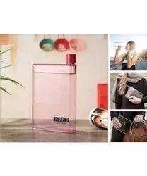 NOLOGO Multicolor A5 Notebook Water Bottle, Capacity: 420ml