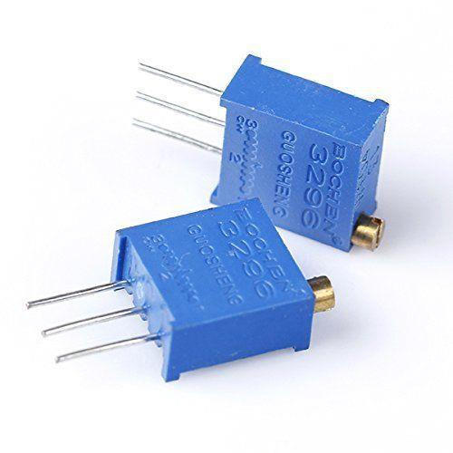 3296 Trimpot Resistor - View Specifications & Details of