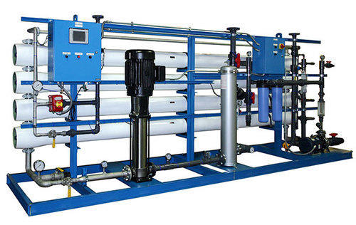 Industrial Water Treatment Plant - Commercial Waste Water