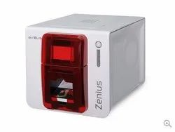 Evolis Zenius - Dual Side Card Printer