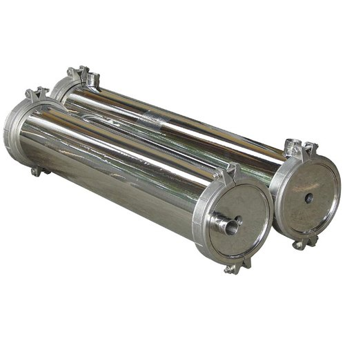 Commercial Membrane Housings FRP and SS Both