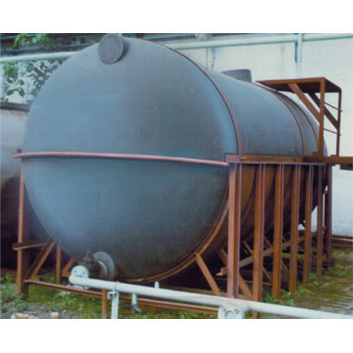 Shivas Acid Storage Tanks, Capacity: 1000-5000 L