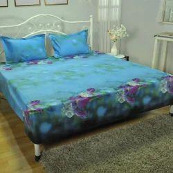 Maa Ambey Printed Bedsheet