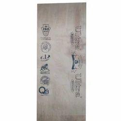 Gurjan Pinewood Flush Door, Size: 8x4 Feet