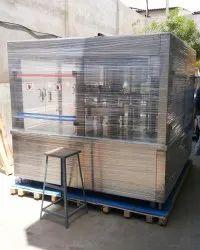 UWS Rotary Bottle Filling Machine (Capacity: 7000 - 9000 Piece/hr)