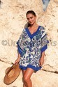 Beaded Beachwear Kaftan