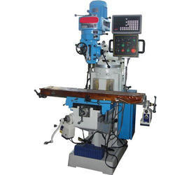 Electric Turret Milling Machine