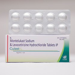 Montelukast Sodium and Levocetirizine Hydrochloride Tablets IP