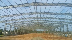 Steel Prefab PEB Structures, Use: Industrial