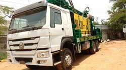 Truck Mounted Water Well Drilling Machine