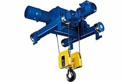 Electrically Operated Wire Rope Hoist