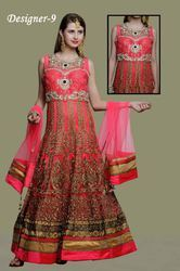 Designer Pretty Heavy Anarkali Suit