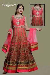 Designer Pretty Heavy Anarkali Suit
