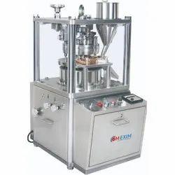 Exim-8D Mini Tablet Press Machine